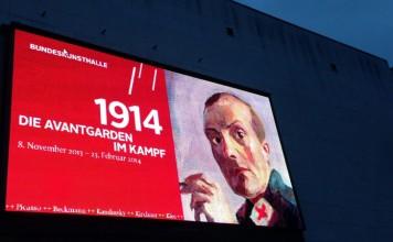 1914 – Die Avangarden im Kampf