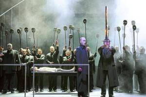 "Die Oper Bonn zeigt ""Aida"" ""Aida"" © Thilo Beu"