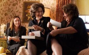 """Julianne Nicholson, Meryl Streep und Margo Martindale in """"Im August in Osage County"""" © Tobis Film"""