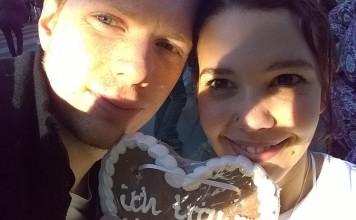 Yasmin Neese und ihr Mann