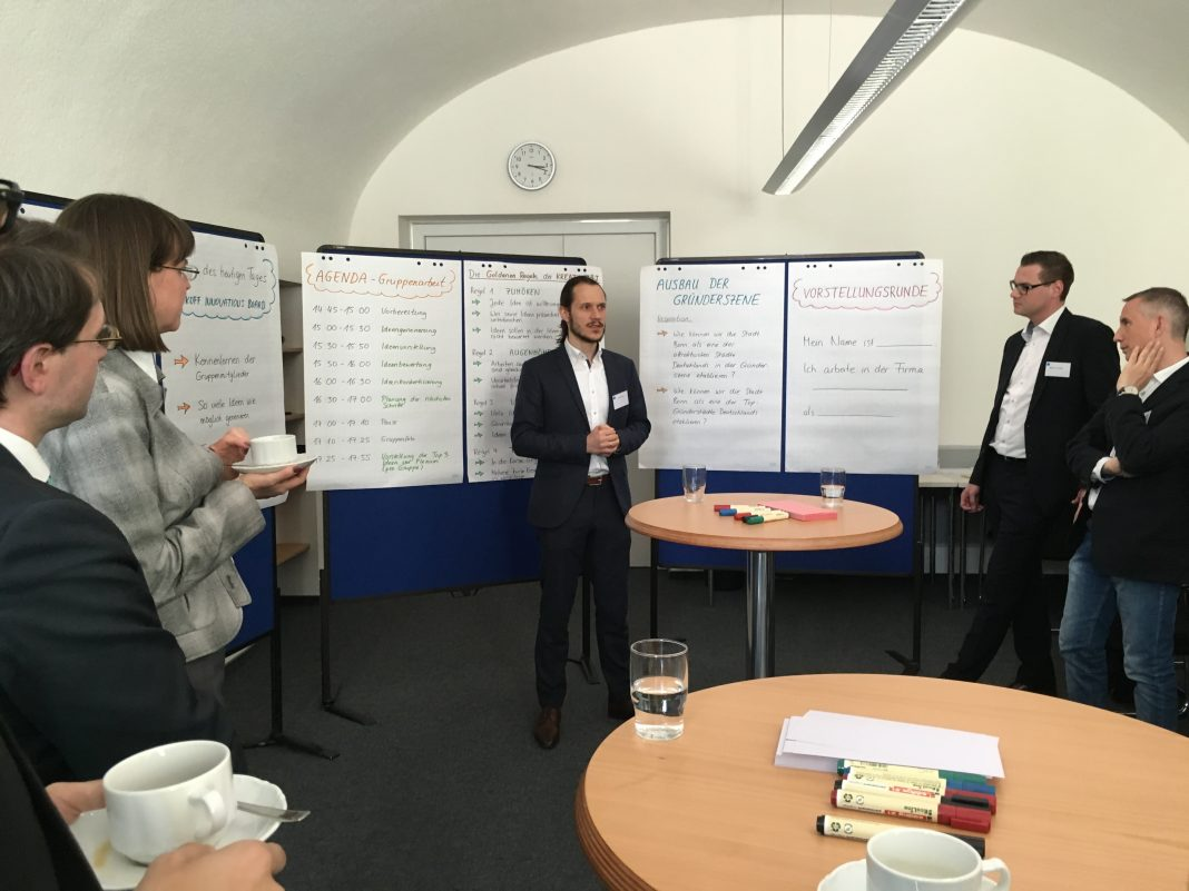 #Digitales Bonn - Moderierte Ideensammlung