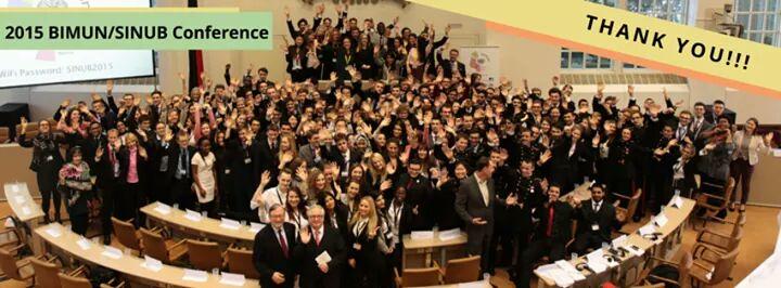 BIMUN Konferenz 2015