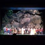 """""""Applaus bei """"Vom Mädchen, das nicht schlafen wollte"""" in der Bonner Oper (c) as"""