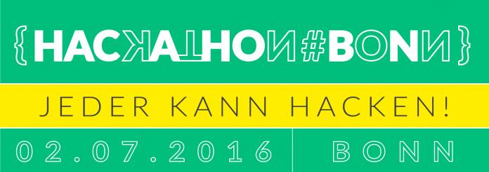 Hackathon Bonn, 02.07.2016