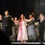 """Schlussapplaus nach """"Lucia di Lammermoor"""" an der Oper Bonn"""
