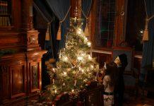 Weihnachten Schloss Drachenburg