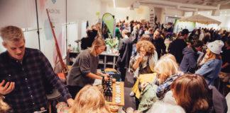 Ökologischer Lifestyle Markt