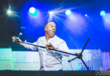 Simple Minds Frontmann Jim Kerr