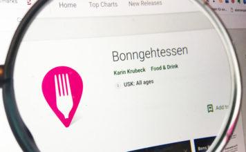 Bonngehtessen-App ein Muss für jeden Bonn-Fan