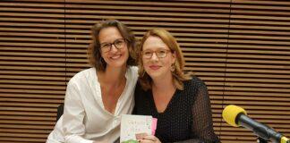 Michèle Lichte und Ursula Kollritsch
